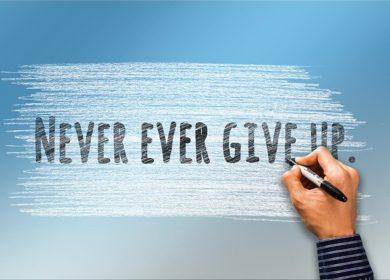 Never Give up !!よくなるまで諦めないプロジェクト3